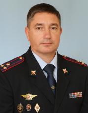 Начальник Омской академии МВД РФ полковник Буряков С.К.