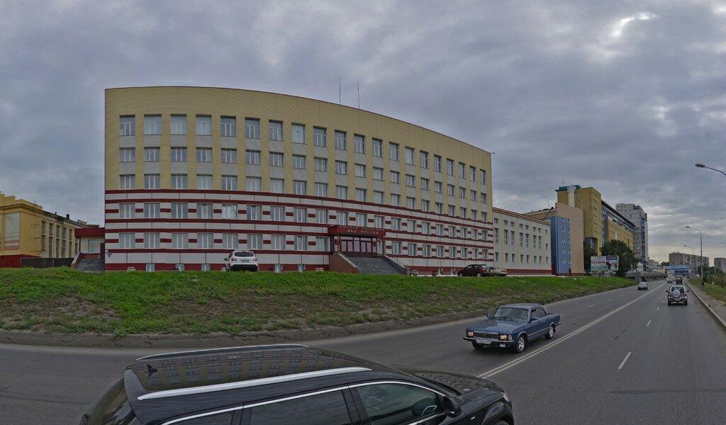 Общежитие для студентов Омской Академии МВД РФ