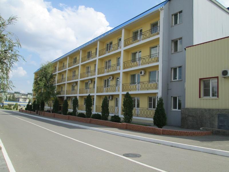 Общежитие Волгоградской академии МВД России
