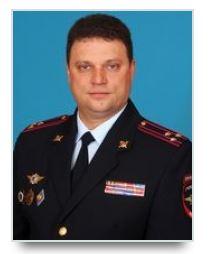 Попов Э.В. - начальник тыла Волгоградской академии МВД