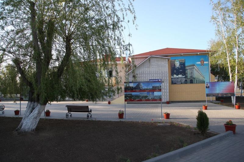 Загородная учебная база Волгоградской академии МВД России