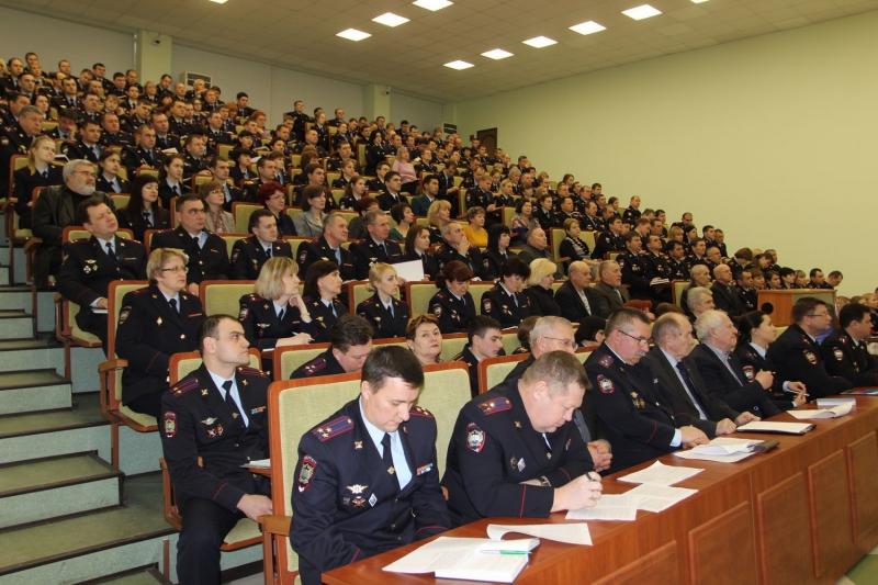 Обучение в Волгоградской академии МВД