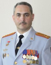 Начальник СибЮИ Ким Дмитрий Владимирович