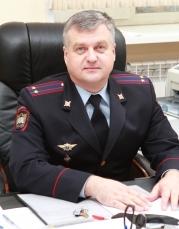 Заместитель начальника СибЮИ Феденюк Олег Валерьевич