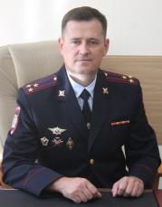 Заместитель начальника СибЮИ Юшкевич Вячеслав Викторович