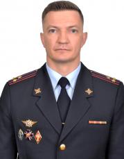 Заместитель начальника ВСИ МВД РФ Лобанин Е.А.