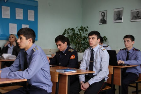 Информация для абитуриентов Сибирского юридического института МВД России