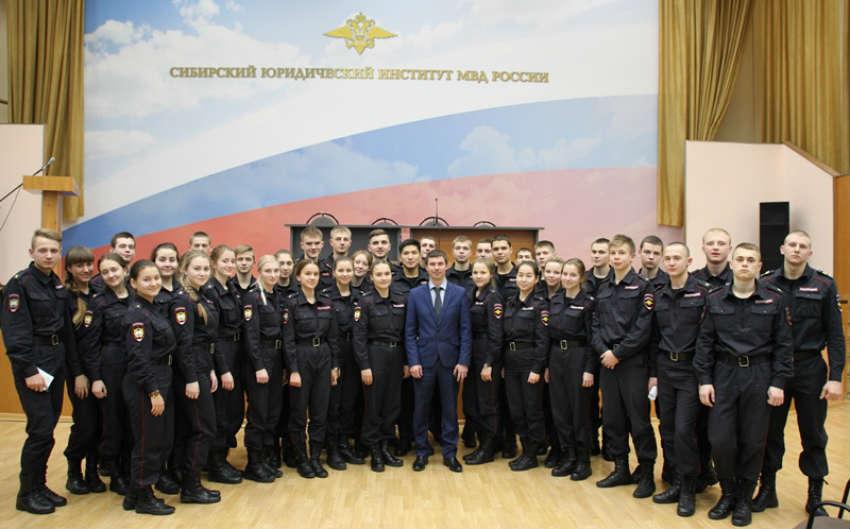 Выпускники СибЮИ МВД в Красноярске