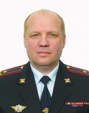 Заместитель начальника Санкт-Петербургского университета МВД России Горбатов Вадим Викторович