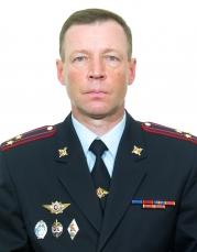 Заместитель начальника Санкт-Петербургского университета МВД России Игнатов Василий Михайлович