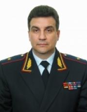 Заместитель начальника Санкт-Петербургского университета МВД России Кочин Андрей Анатольевич