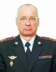 Заместитель начальника Санкт-Петербургского университета МВД России Смирнов Леонид Витальевич