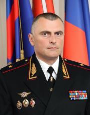 Начальник Санкт-Петербургского университета МВД России Травников Александр Владимирович