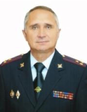 Заместитель начальника Санкт-Петербургского университета МВД России Трипутин Серей Николаевич