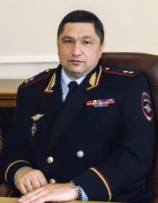 Начальник Академии Управления МВД Конев Андрей Николаевич