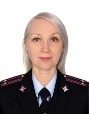 Храмова Маргарита Вениаминовна