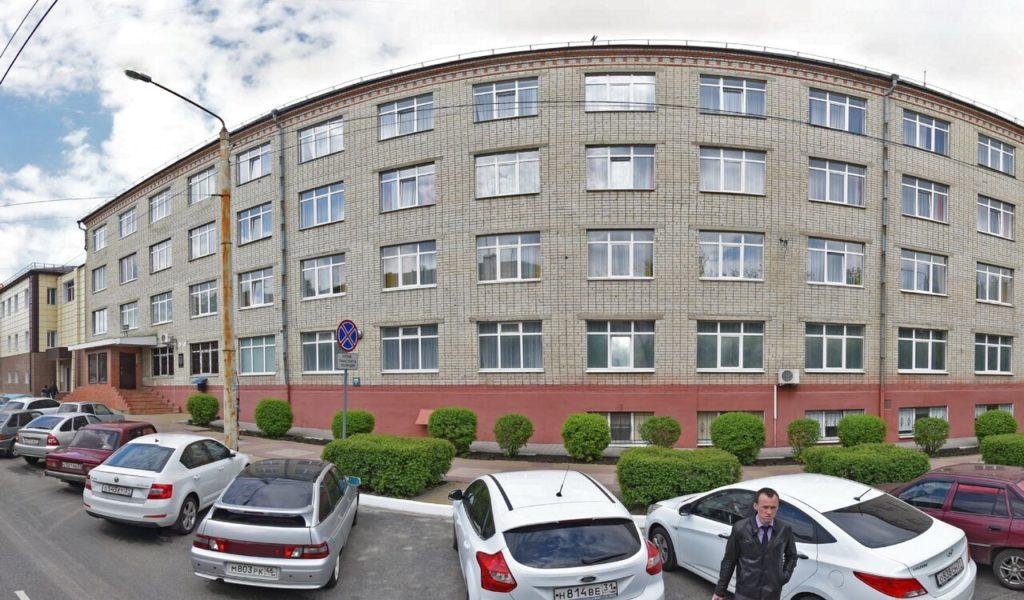 Общежитие Белгородского юридического института МВД