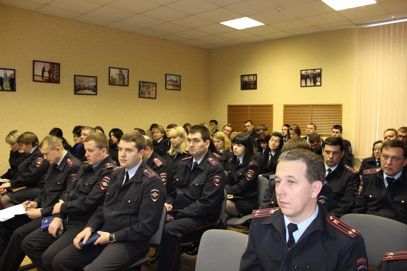 Процесс обучения в БелЮИ МВД России