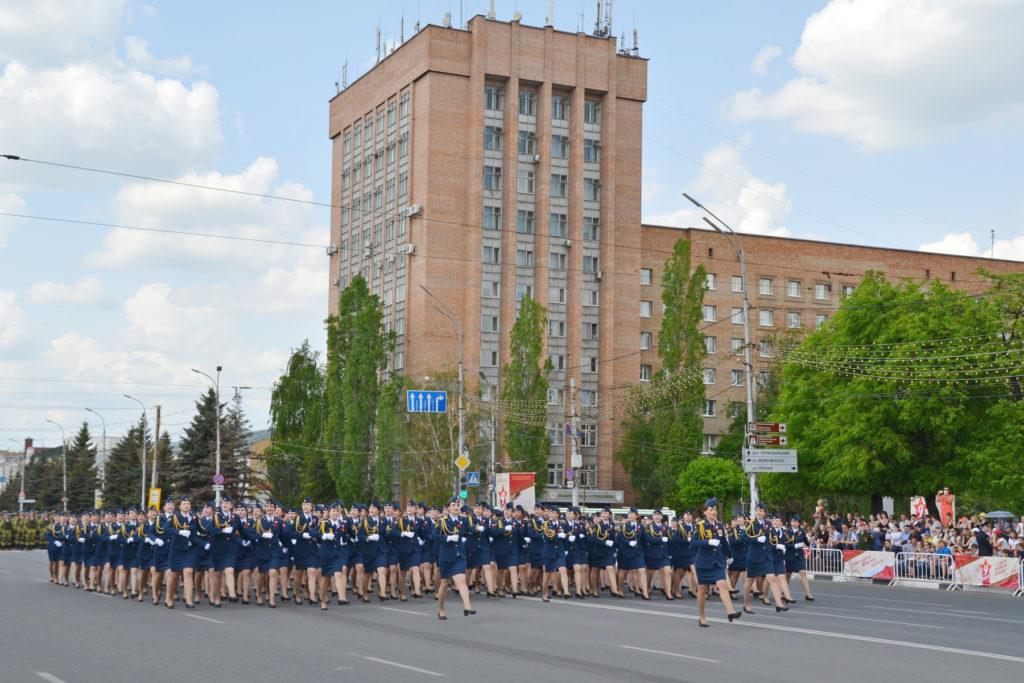 Академия ФСИН России в Рязани