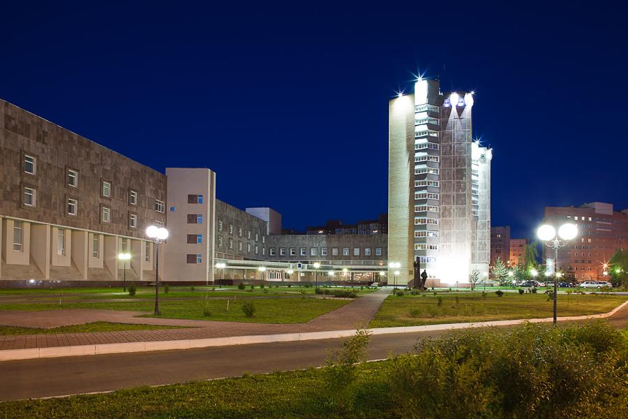 Институт ФСБ России в Нижнем Новгороде