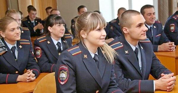 Обучение на полицейского в институтах и вузах