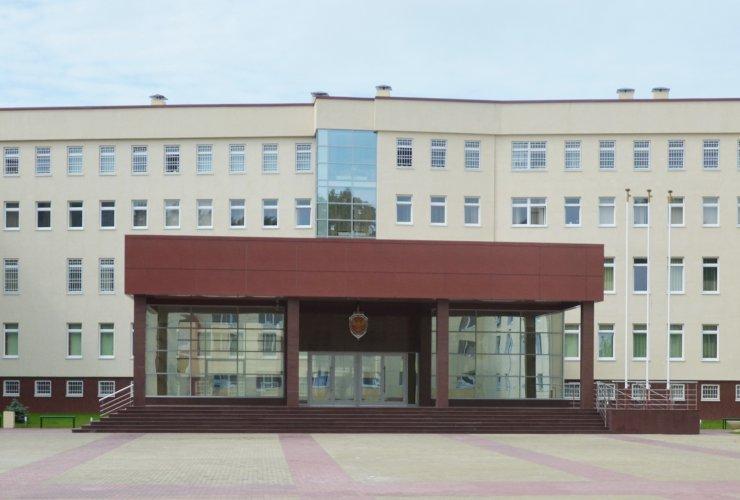 Калининградский пограничный институт ФСБ России