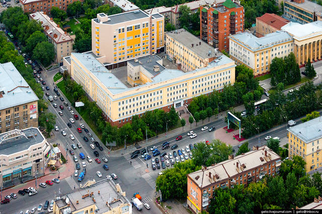 Институт ФСБ России в Новосибирске