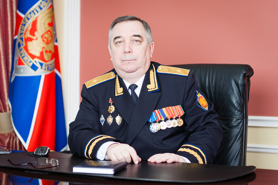 Паршин Сергей Михайлович