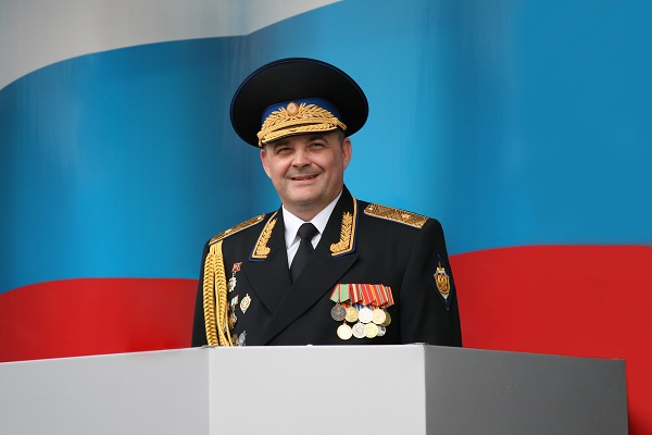 генерал-майор Козлов Валерий Николаевич