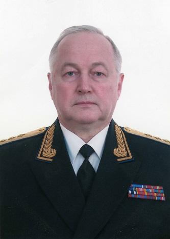 генерал-полковник Сысоев Е.С.