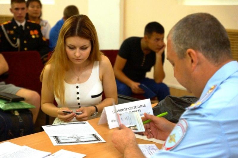 Дальневосточный юридический институт МВД России: как поступить и что ждет курсантов в ВУЗе