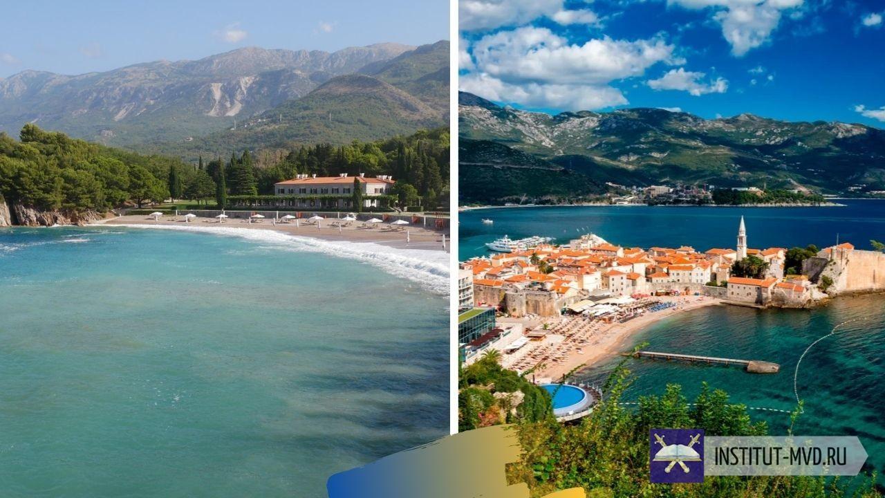 Бирюзовое море, горы, чистый воздух и мягкий средиземноморский климат – все это ждет путешественников в Черногории
